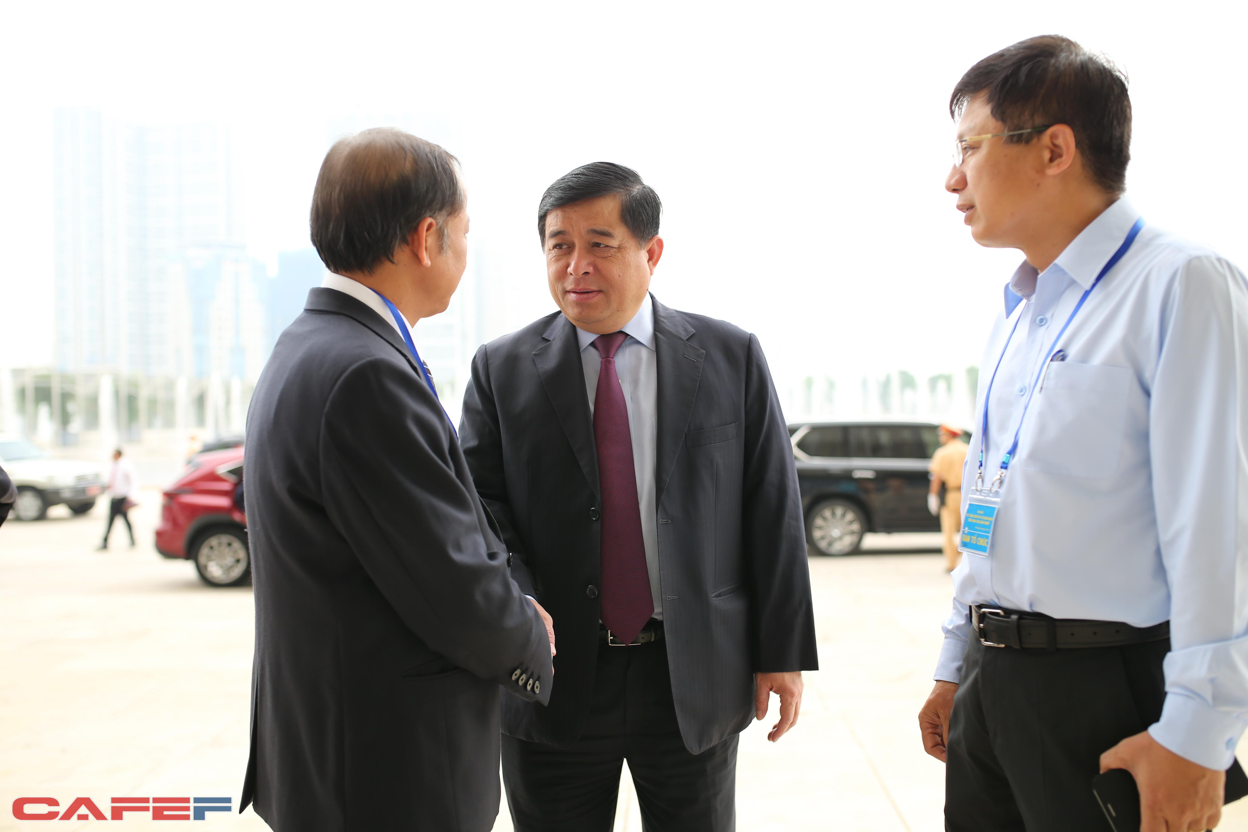 Bộ trưởng Bộ Kế hoạch Đầu tư Nguyễn Chí Dũng