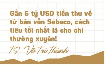 TS. Võ Trí Thành: Theo thang điểm 10, chất lượng tăng trưởng năm nay đạt được 6! - Ảnh 10.