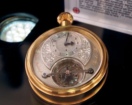 Chiếc đồng hồ Foundation Watch - khởi đầu cho sự nghiệp nghệ nhân chế tác đồng hồ độc lập của Peter Speak-Marin.