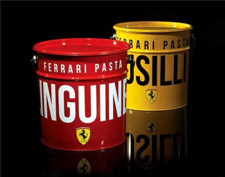 Bạn có muốn thử mỳ pasta mang nhãn hiệu Ferrari?