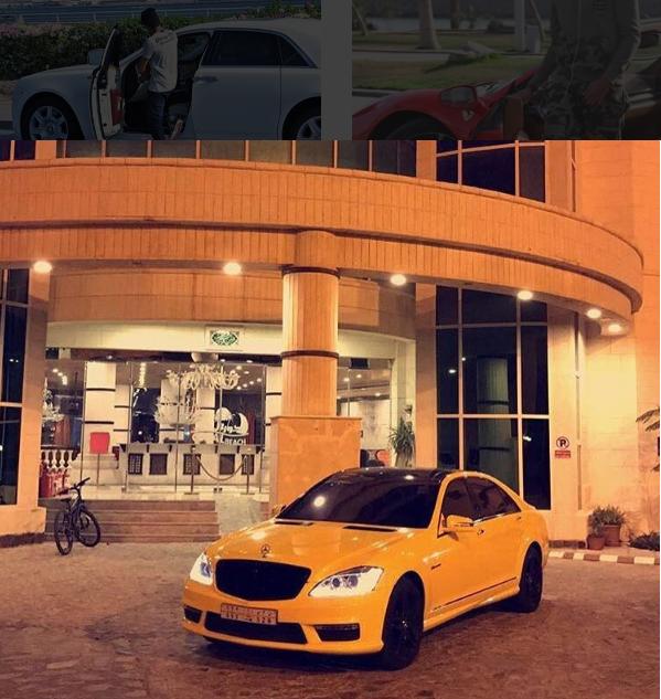 Ở Ả Rập Saudi, người ta có thể dễ dàng bắt gặp những siêu xe mạ vàng trước các trung tâm thương mại lớn. Nó phổ biến tương tự như việc bạn dễ dàng mua được khoai tây chiên ở cửa hàng McDonald vậy.