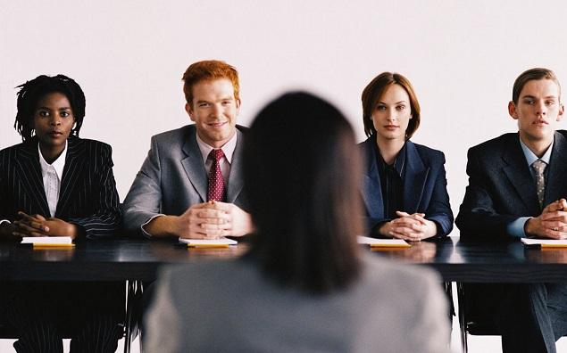 Hãy tự tin trước mọi câu hỏi của nhà tuyển dụng.