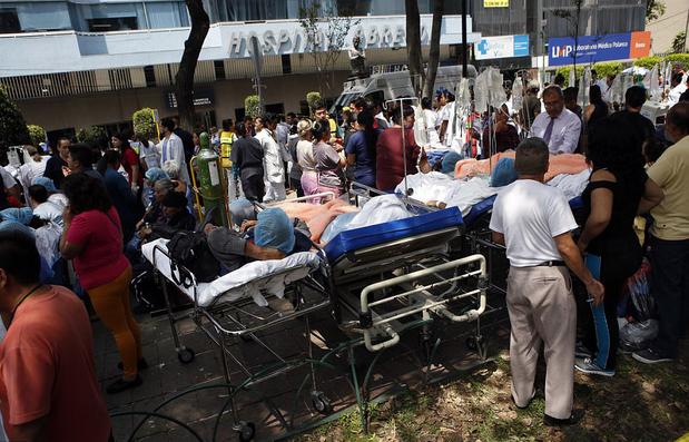 Các hoạt động cứu hộ đã gấp rút được tổ chức để khắc phục hậu quả của thiên tai.
