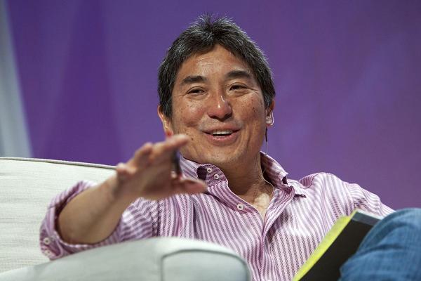 Guy Kawasaki từng làm việc nhiều năm với Steve Jobs.