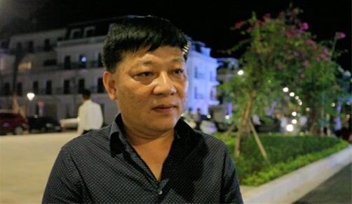 Anh Nguyễn Cảnh Toàn chia sẻ về dự án.
