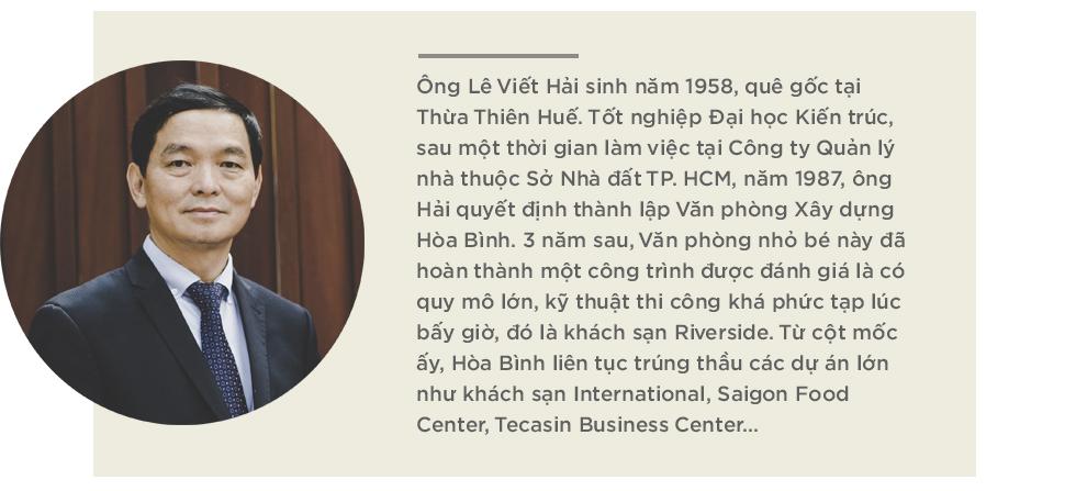 Chủ tịch HĐQT Hòa Bình (HBC): Khi địa ốc đã qua thời bùng nổ mới tính chuyện đi nước ngoài thì đã muộn rồi - Ảnh 1.