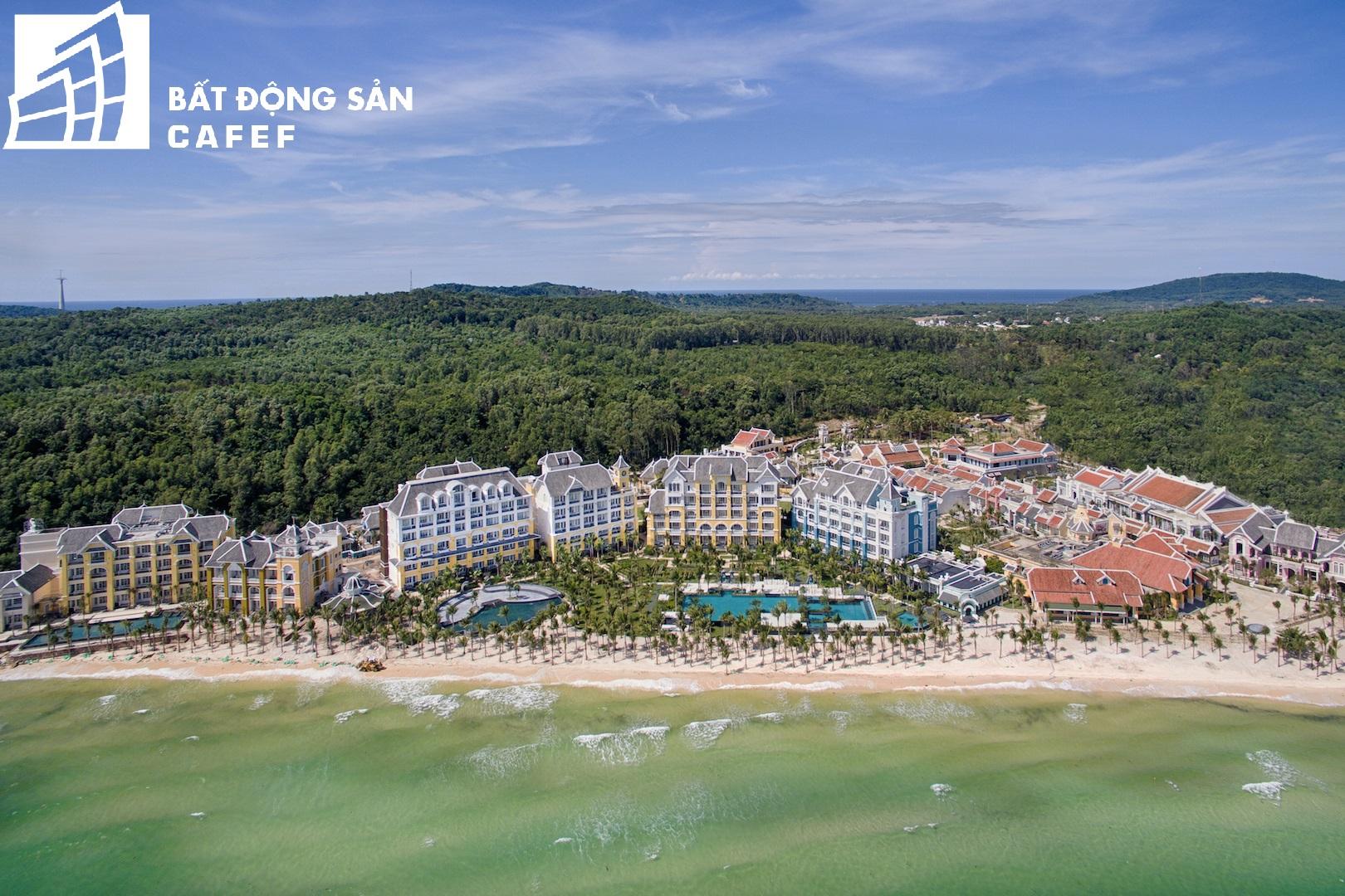 Là một trong những khách sạn sang trọng nhất hiện nay ở Phú Quốc.