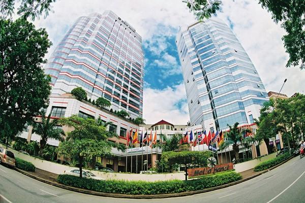 Khách sạn Melia Hà Nội.