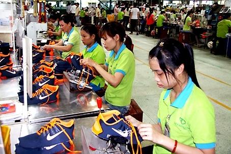 Taekwang Vina Industrial là một trong những doanh nghiệp sản xuất giày dép lớn nhất Việt Nam
