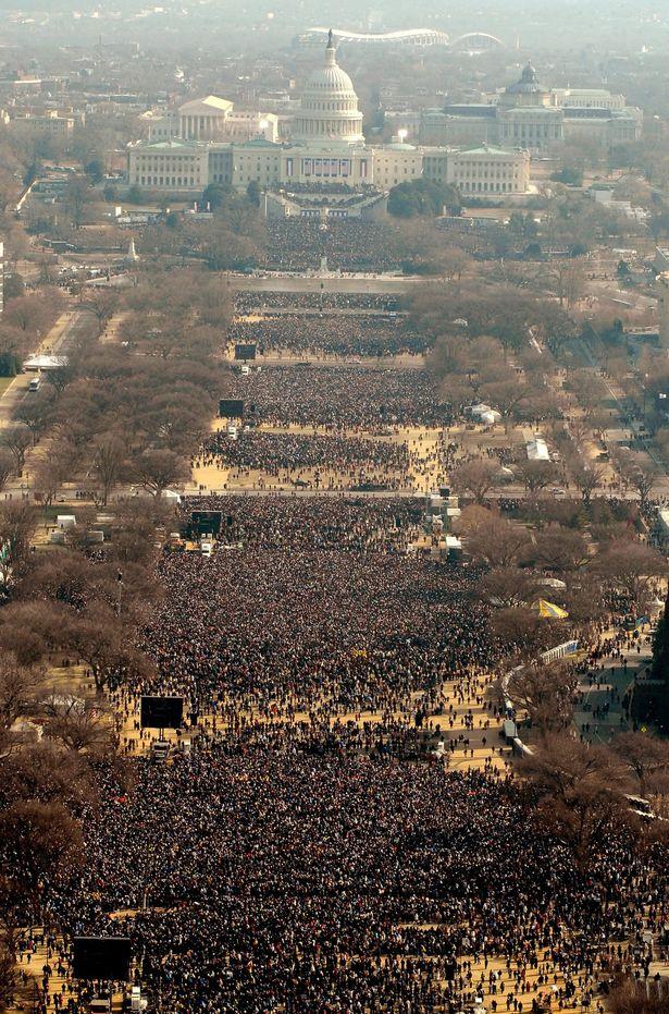 Lễ nhậm chức năm 2009 của Tổng thống Obama.