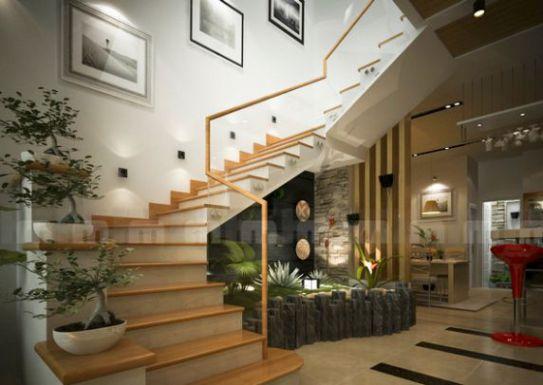 Số lượng bậc thang được tăng giảm tùy theo không gian của từng nhà, tuy nhiên, vẫn phải đảm bảo theo quan niệm cổ truyền: sinh, lão, bệnh, tử.