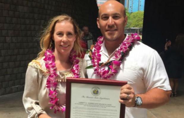 Trong 6 năm liền gây dựng công ty, vợ chồng nhà Garrett Merrero chưa từng có một kì nghỉ riêng tư dành cho gia đình.