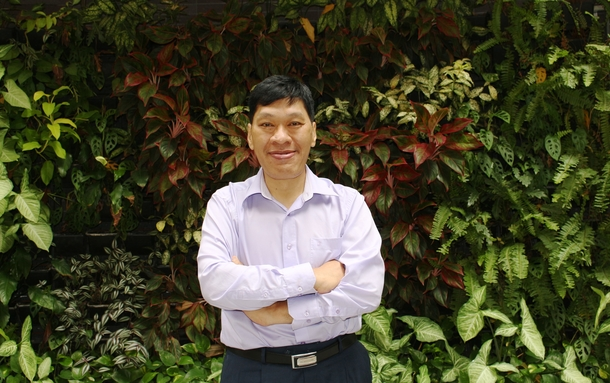 Ông Nguyễn Hồng Điệp – Giám đốc chi nhánh TP.HCM CTCK Sài Gòn Hà Nội (SHS)