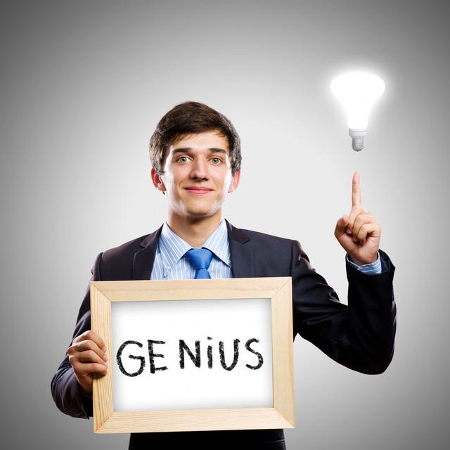 Những người thông minh và tự tin xử lý các tình huống rất nhanh chóng và hài hước.