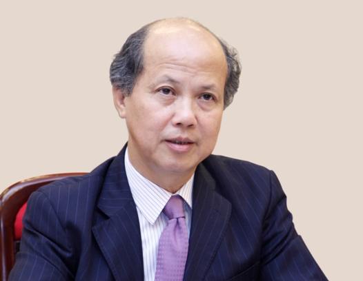 Ông Nguyễn Trần Nam, chủ tịch Hiệp hội BĐS Việt Nam - Nguyên Thứ trưởng Bộ Xây dựng.