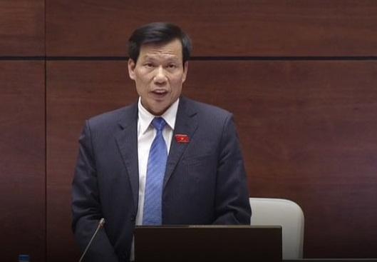 Chất vấn Bộ trưởng Bộ VHTT&DL: Phó Thủ tướng làm rõ thêm nội dung liên quan Sơn Trà - Ảnh 1.
