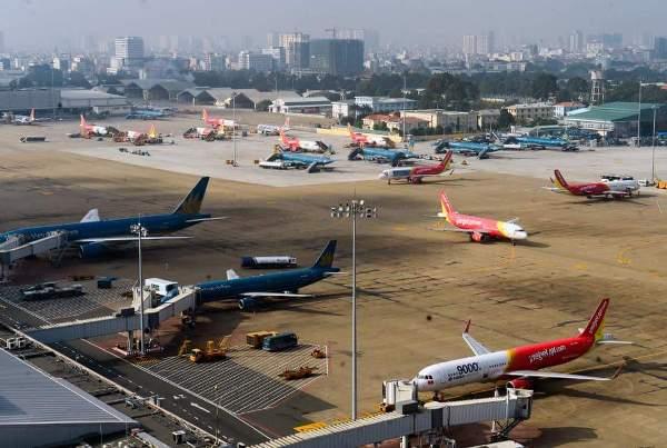 Giá dịch vụ hàng không sẽ tác động đến giá vé máy bay. Ảnh: Bộ GTVT