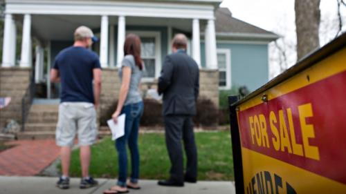 Canada cho vay không tính lãi với những người mua nhà lần đầu. Ảnh: CBC