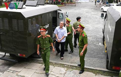 Phạm Công Danh đã bị tòa sơ thẩm tuyên phạt 30 năm tù giam