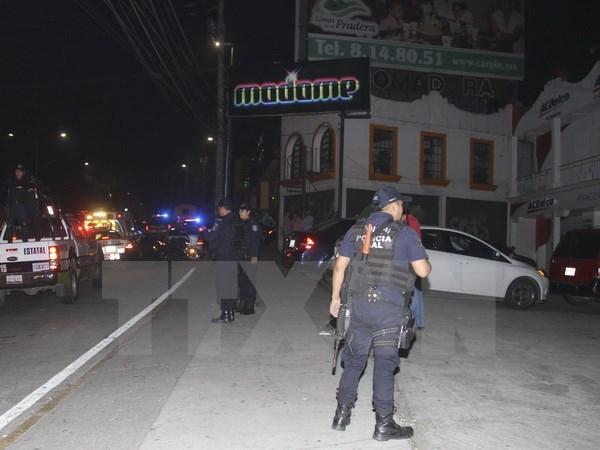 Cảnh sát Mexico. (Nguồn: EPA/TTXVN)