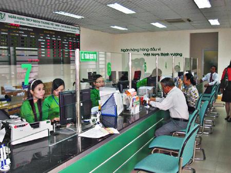 Rất ít nhân viên Vietcombank có mức thu nhập tới 21 triệu đồng theo cách tính lương bình quân