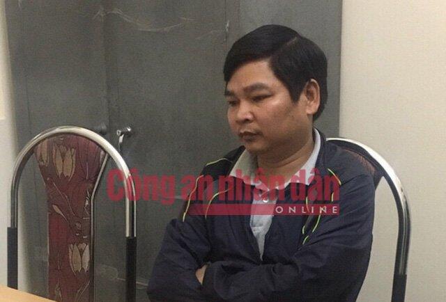 Đối tượng Lê Anh Tuấn (nằm trong nhóm 8 người ký khống vụ 800 sản phẩm thuỷ sản) đã bị bắt giam