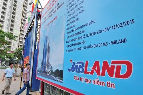 MB Bank sẽ thoái vốn khỏi MBLand.