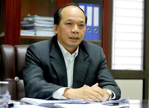 Ông Vũ Văn Tám, Thứ trưởng Bộ Nông nghiệp và Phát triển nông thôn.