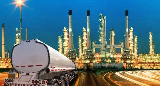 'Quang cảnh nhà máy lọc dầu ở Iraq. Ảnh: Internet'