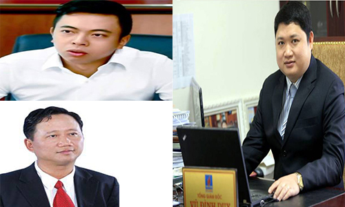 Hàng loạt vụ bổ nhiệm cán bộ tại Bộ Công thương đã gây xôn xao dư luận trong năm 2016.