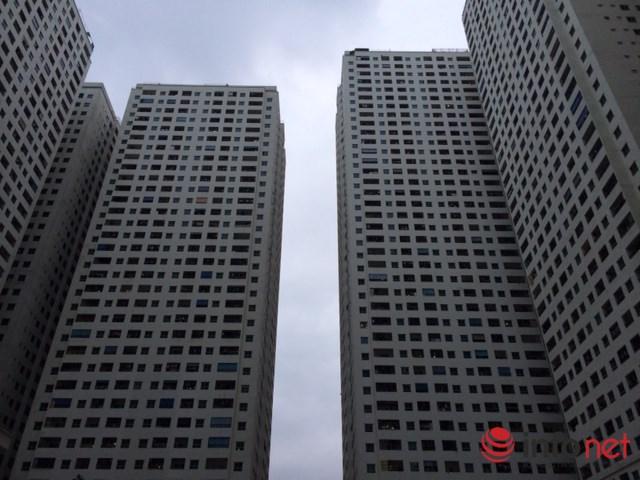Khu đô thị HH ở Linh đàm (Hà Nội) gồm 12 tòa chung cư thương mại giá rẻ do Tập đoàn Mường Thanh xây dựng. Ảnh: Minh Thư
