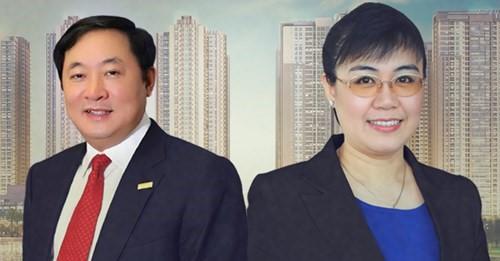 Ông Trần Anh Tuấn và bà Nguyễn Thị Nguyệt Hường.