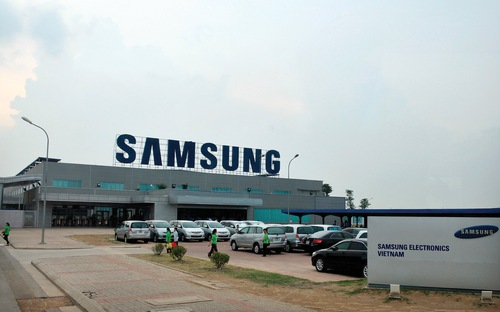 Dự án mở rộng nhà máy Samsung Bắc Ninh trị giá 2,5 tỷ USD đã được phê duyệt