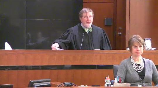 Thẩm phán James Robart. Ảnh: NBC News