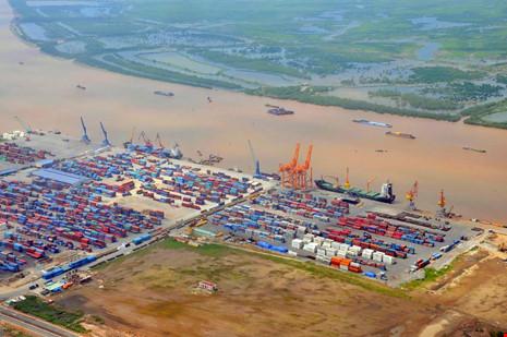 VCCI kiến nghị Thủ tướng yêu cầu Hải Phòng giải trình về mức phí mới tại cảng Hài Phòng.