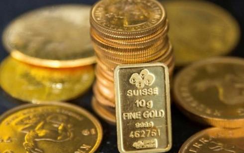 Từ đầu năm tới nay, giá vàng đã tăng 5,29%
