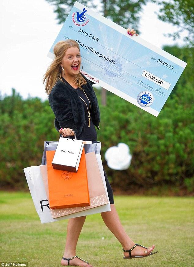 Jane Park từng thắng 25 tỷ đồng khi cô mới 17 tuổi.