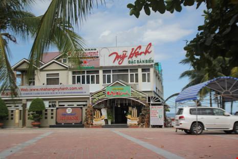 Năm 2017 có 100 nhà hàng, khách sạn lớn tại Đà Nẵng sẽ được giám sát thuế đặc biệt để chống thất thu thuế. Ảnh: LÊ PHI