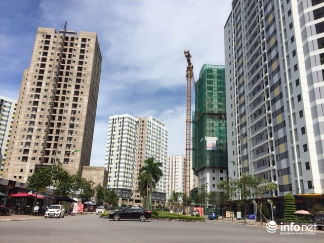 Chuyên gia cho rằng, nếu xây dựng nhà ở xã hội giá 100-200 triệu đồng ở những khu công nghiệp lớn, cách trung tâm Hà Nội 10 - 20 km là phù hợp và làm được. Ảnh: Minh Thư