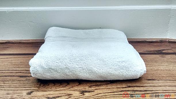 Đây là cái khăn tắm cho những ai không biết.