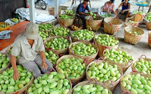 Xuất khẩu hàng rau quả đạt 2,4 tỷ USD