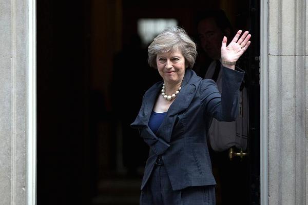 Thủ tướng Theresa May chính thức thông báo Anh sẽ bắt đầu kích hoạt tiến trình rời Liên minh châu Âu vào ngày 29/3. Ảnh: Getty.