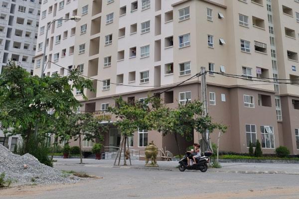 Nhà ở xã hội ngoài giá rẻ cũng cần có tiêu chuẩn, chất lượng của quy hoạch đô thị (Trong ảnh: Nhà ở xã hội Khu đô thị Việt Hưng, Long Biên, Hà Nội) - Ảnh: Minh Tuấn