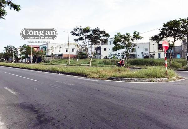 Hàng loạt lô đất trống dọc 2 bên đường Chu Huy Mân được giới đầu tư đẩy giá mua đi bán lại.