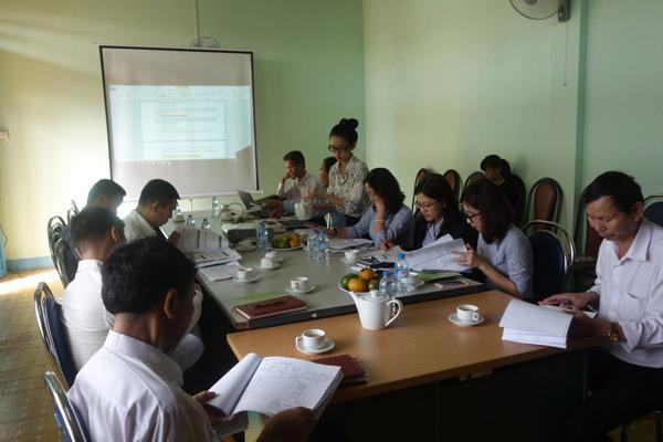 Ban quản lý dự án VnSAT – Gia Lai họp Giải ngân nguồn vốn tín dụng với 8 ngân hàng bán lẻ tham gia dự án trên địa bàn tỉnh
