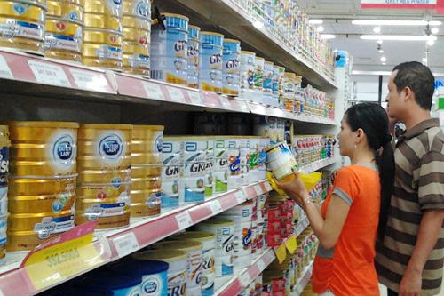 Giá sữa sẽ được quản lý theo cơ chế thị trường.