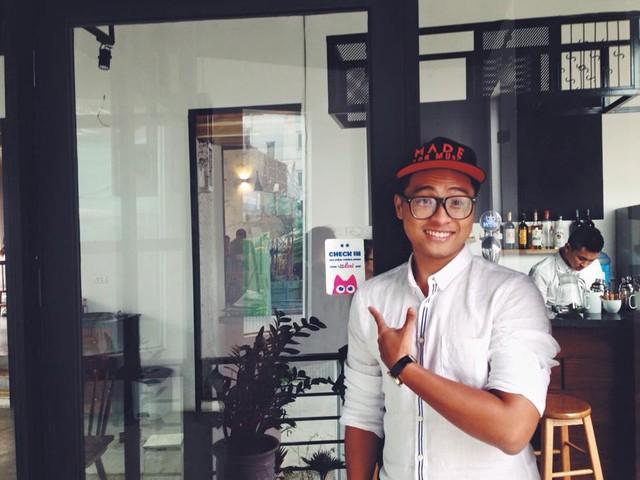 Nguyễn Hoàng Trung, CEO Lozi