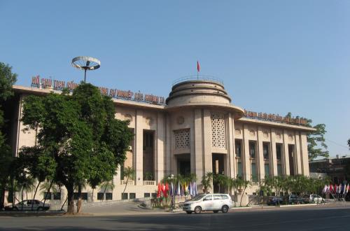Ngân hàng Nhà nước giữ thế chủ động trong kiểm soát thị trường ngoại hối. Ảnh: wikipedia