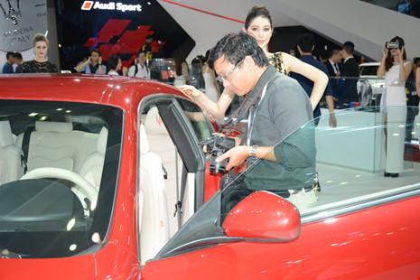 Ô tô Asean tiêu thụ tốt nhờ giá ngày càng giảm phù hợp túi tiền của đa số người tiêu dùng Việt (Ảnh: QUANG HUY)