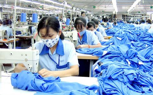 Mặt hàng xuất khẩu của Việt Nam vẫn còn phụ thuộc khá lớn vào thị trường thế giới. (Ảnh minh họa: KT)